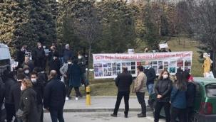 Çin Ankara Büyükelçiliği önünden kaldırılan 4 Doğu Türkistanlı kayıp