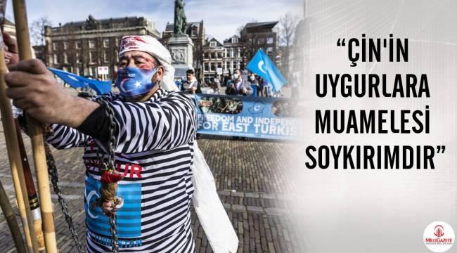 Hollanda Çin'in Uygur soykırımını resmen tanıdı