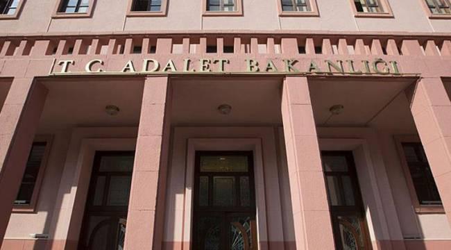 Adalet Bakanlığı'nın 1287 yeni personel alımı ilanı Resmi Gazete'de yayımlandı
