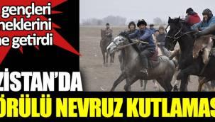 Kırgızistan'da Kökbörülü Nevruz kutlaması