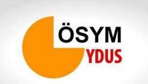 2020- YDUS sonuçları açıklandı