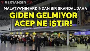 AKP Belediyeler önayak olduğu hususi damgalı pasaportla insan kaçakçılığı