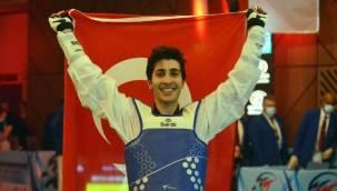 Avrupa Tekvando Şampiyonası'nın ikinci gününde 1 altın, 2 gümüş madalya