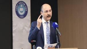 TES Genel Başkanı Talip Geylan: `Öğretmenlik Meslek Kanunu entübe mi edildi?`
