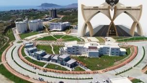 Üniversiteye 1 milyon 679 bin liralık taş kapı