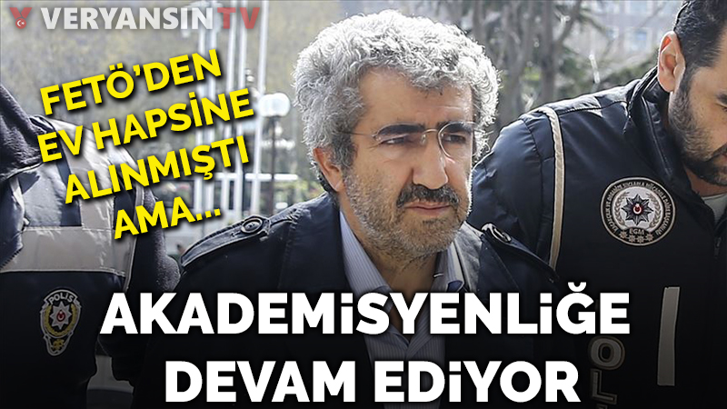 'Soru sızdırma' sanığı Ali Demir akademisyenliğe devam ediyor