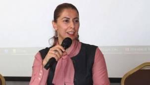 Yazarımız Alev Sezen TBMM'de kadına Şiddet konusunda bilgi verdi