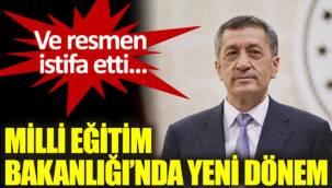 Milli Eğitim Bakanı Ziya Selçuk istifa etti; yerine Prof. Dr. Mahmut Özer atandı!