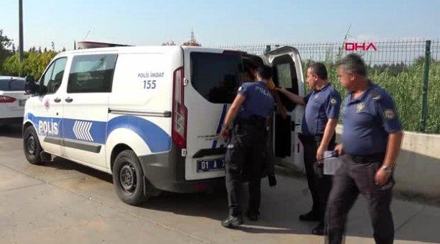 Adana trafikte kavga ettikleri albayı bıçakladılar