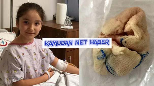Bademcik ameliyatı olan kızın boğazında gazlı bez unutuldu