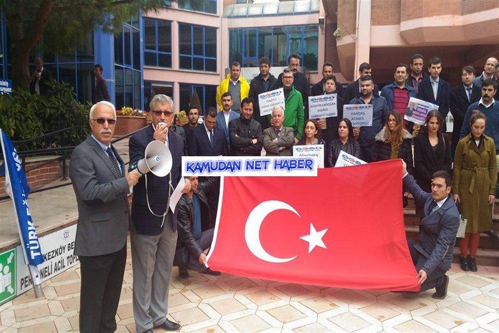 Çerkezköy'de Yenikapı Ruhunu Tanımayan İlçe Müdürü