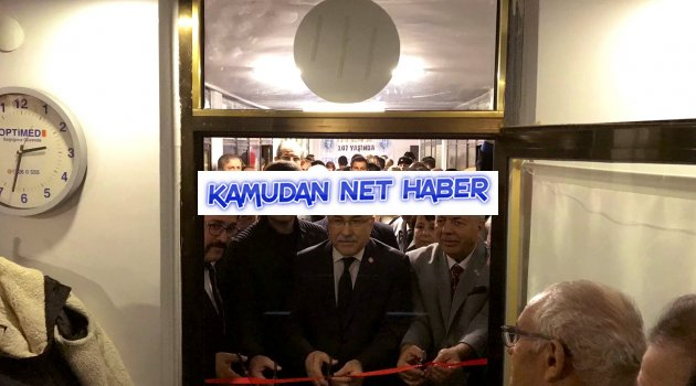 Çerkezköy Türk Ocağının Açılış Töreni Muhteşem Oldu