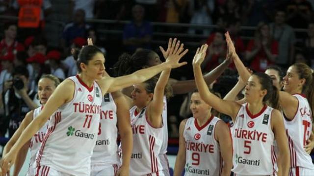 Dünya Kadınlar Basketbol Şampiyonasında Yarı Final Heyecanı