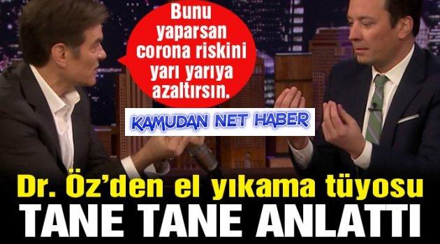 Ellerinizi Türkler gibi yıkayın