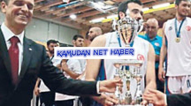 Fatih Üniversitesi Basketbol'da Avrupa şampiyonu