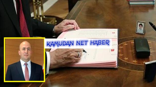 İmamoğlu'nun görevden aldığı isme Erdoğan'dan iki makam birden