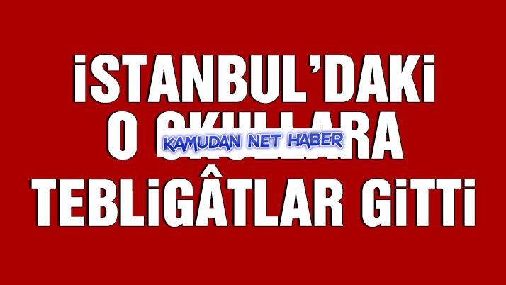 İstanbul'da proje okul öğretmen ataması başladı