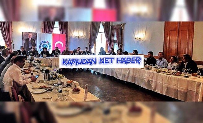 Kamu-Sen İstanbul İl Temsilciliği Taleplerini Basın Yoluyla Hükümete Bildirdi