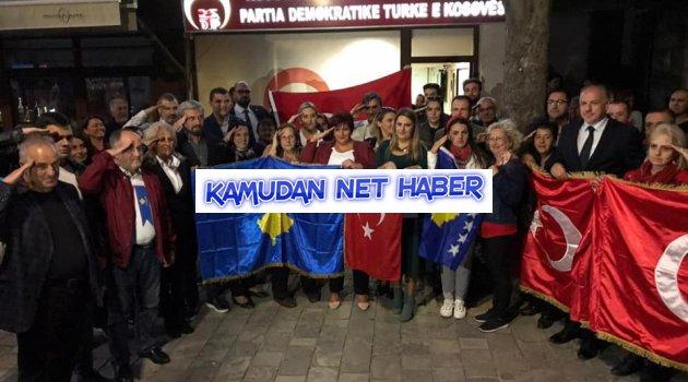 Kosava Türkleri Türkiye Düşmanlığını Protesto Etti