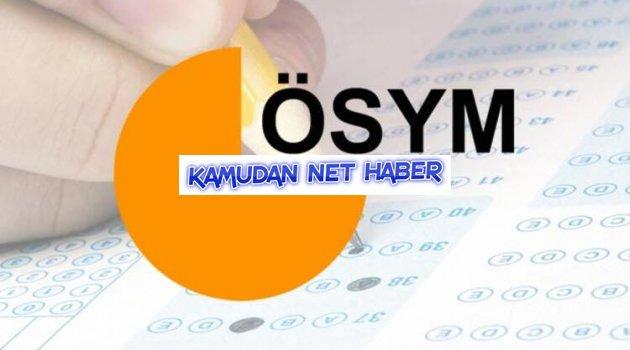 KPSS ÖABT cevap anahtarı yayımlandı