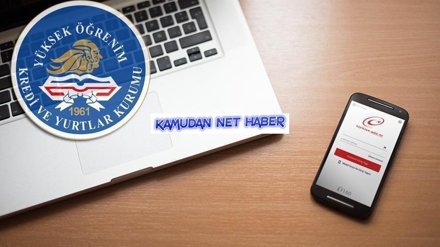 KYK kredi ve burs başvuruları başladı! İşte e-Devlet KYK başvuru ekranı!