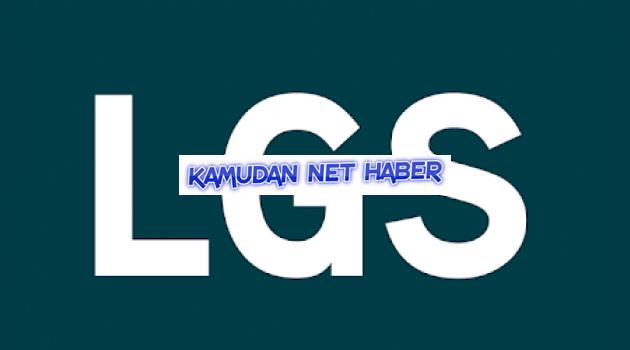 LGS ye gireceklere mini başarı anahtarı
