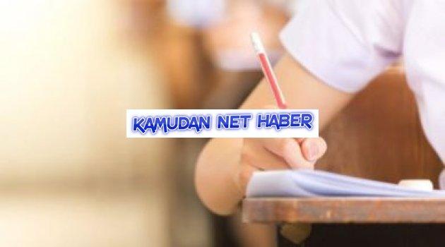 Liselere Giriş Sınavı (LGS) belgesi yayınlandı!