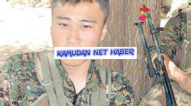 PKK'ya Çinli Militan!