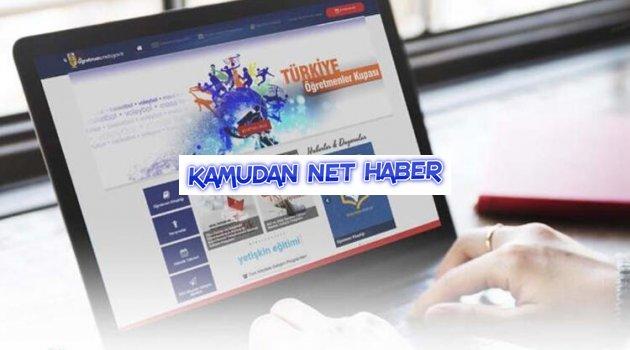 MEB'den öğretmenler için web sitesi