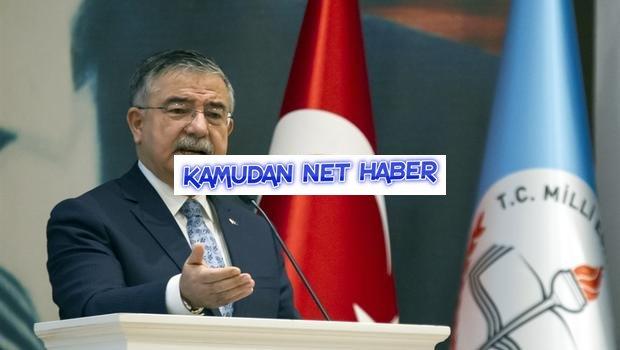 Milli Eğitim Bakanı Yılmaz: 20 bin öğretmen ataması için 120 bin başvuru oldu