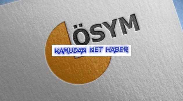 ÖSYM'den aday işlemleri için mobil uygulama
