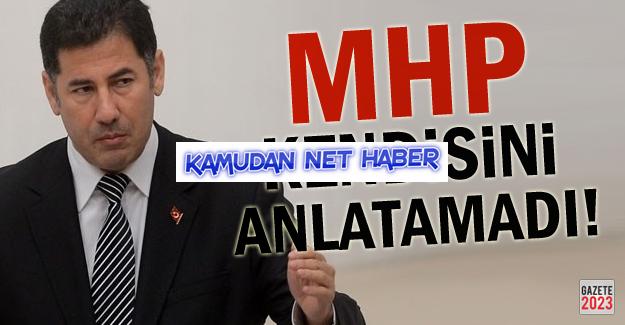 Sinan Oğan: MHP Kendisini Anlatamadı!