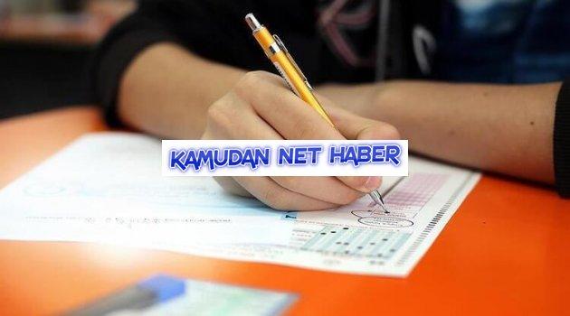 Sınavlar iptal olmadı, ertelendi'