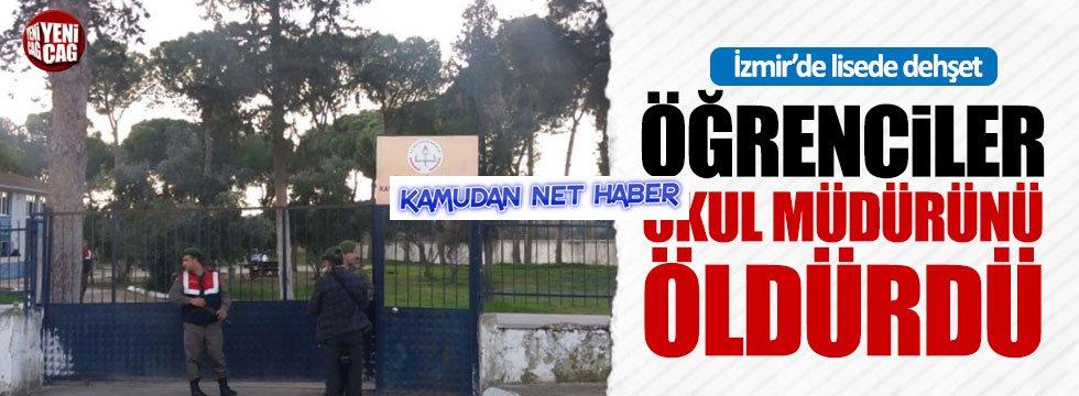 Sonunda Bu da oldu: Okul müdürü öğrencileri tarafından öldürüldü