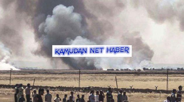 Suriye'de 4 koldan Türkmen katliamı!