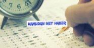 KPSS öğretmenlik puanlarının geçerlilik süresi değişti