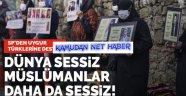 SP'den Uygur Türklerine destek... Dünya sessiz Müslümanlar daha da sessiz!
