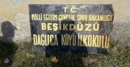 Tarihi değerlerimize sahip çıkıyor, Aziz Türk Milletimizin desteklerini bekliyoruz...