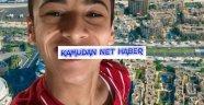Sənan Musazadə azeri 14 yaşlı çocuk yeni sosyal medya kurdu
