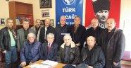 Milli Anayasa Çalışma Grubu Beykoz Türk Ocaklarını Ziyaret Ettti