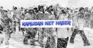 Mustafa Erol'u Ve Cenazesini Kar - Tipide Taşıyan Ülküdaşlarını Hatırlıyor Musunuz?