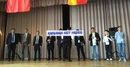 Alperen Mehmet Kural Almanyada Ezan Okuma Yarışmasında 1. oldu