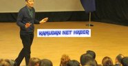 İşte Milli Eğitim Bakanı'nın ilk icraatı! Güzel Başlangıç