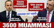 AKP'den 3600 ek gösterge ile ilgili farklı açıklamalar