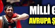 Atakan Yüksel Avrupa şampiyonu oldu