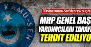 Bahçeli Tehdit Etti, İsmail Koncuk genel başkanlığı bırakıyor