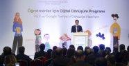 Bakan Selçuk: 'Dijital Dönüşüm Programı' 1 milyon öğretmene ulaşacak
