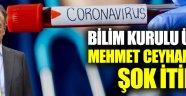 Bilim Kurulu Üyesi Prof. Mehmet Ceyhan'dan itiraf: Aşıyı bulsak bile üretemeyiz