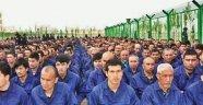 Harita yayınlandı! İşte Çin'in Doğu Türkistan'daki işkence kampları