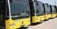 İBB, sağlık çalışanlarına 150 otobüs tahsis etti